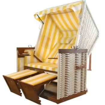 xinro strandkorb xxl strandkorbh lle winterfest grau. Black Bedroom Furniture Sets. Home Design Ideas
